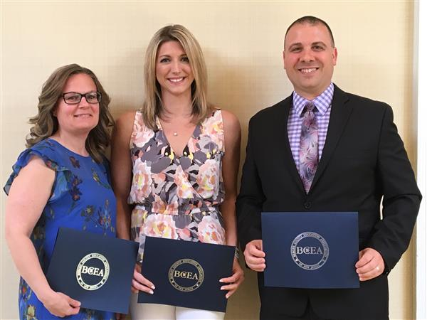 Wood-Ridge Teachers Honored - Click for more info