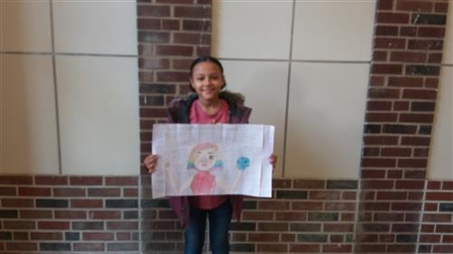 Peace Poster Contest Winner