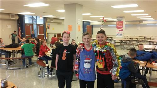 Ugly Sweater Picture