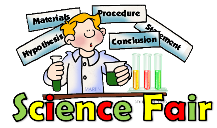 <br><center>The WRIS Science Fair is Here!!!<hr></center>