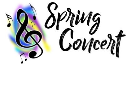 Our Annual Spring Concert took place on June 6th.  Our band and vocal ensemble put on a great show.  Thank you to Mrs. Sterba and Mrs Mano for their tremendous work.  <small>(Click for pictures)</small><hr>