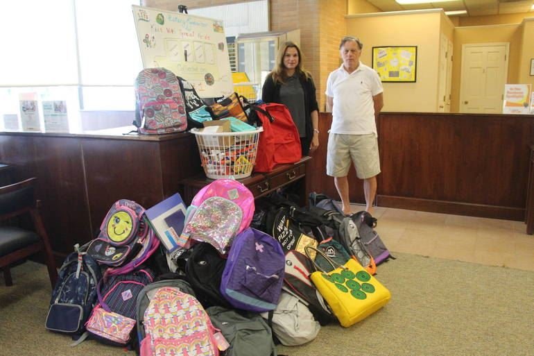 Thank you to the WRPEF & to the Rotary Club for donations of backpacks/school supplies for the 19-20 School Year!!!<hr>