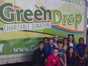 Student Council Clothing Drive