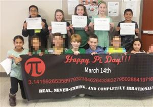 Pi Day Contestants